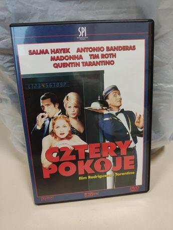 Film dvd Cztery Pokoje Tarantino Rodriguez