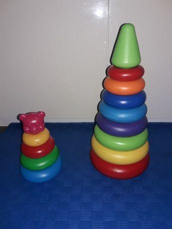 Пирамидки для малышей