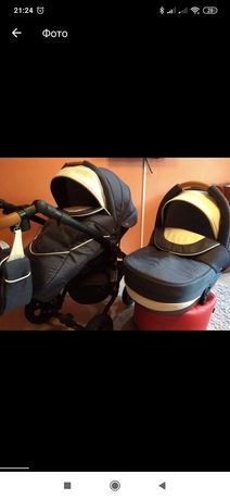 Детская коляска Adamex Avila 2 в 1