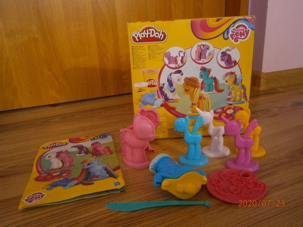 Play-Doh My little pony - Stylowe kucyki + gratis