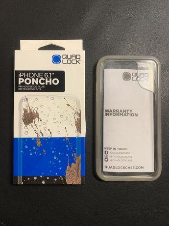Quadlock - Poncho para iPhone XR