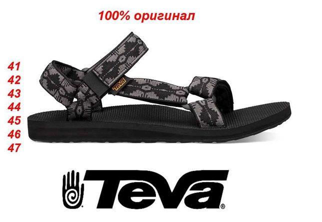 42-46 TEVA Universal оригинал мужские сандалии треккинговые сандали