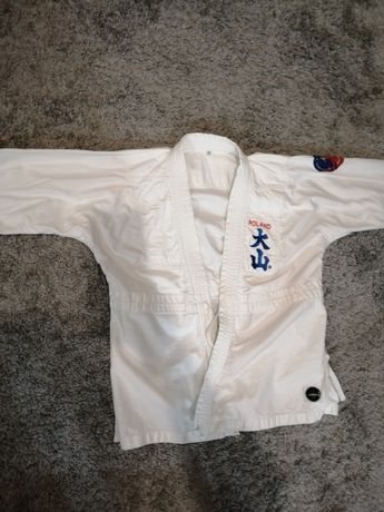Góra od karategi karate 140cm+pas gratis