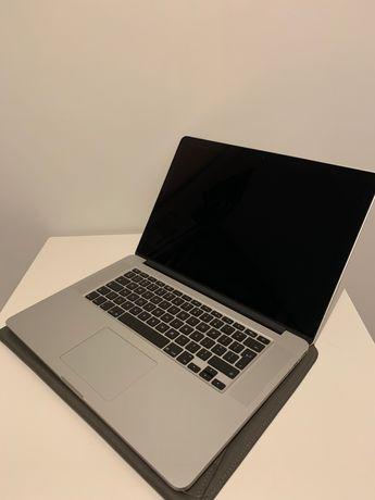 MacBook Pro 15 Late 2013 | 2 GHz Intel Core i7 | 8 GB | Intel Iris Pro