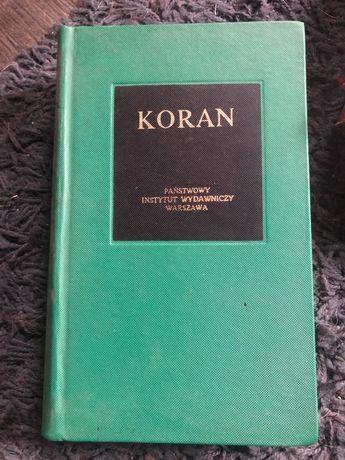 Koran tłumaczenie Bielawski 1986, tanio