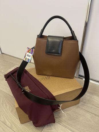 Кожаная сумка Briar