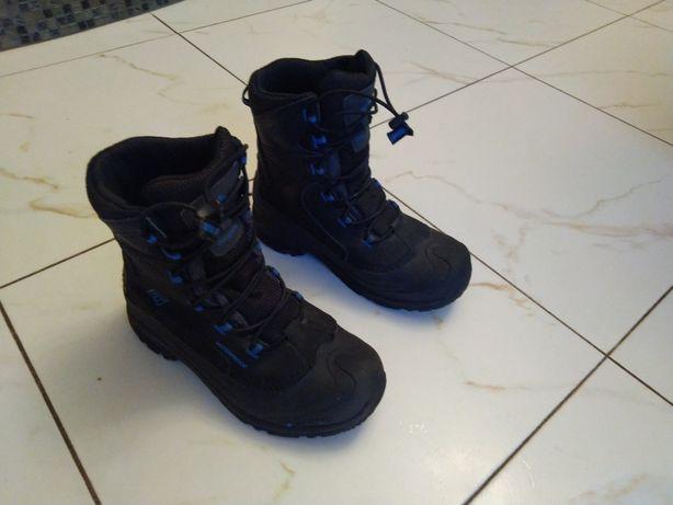 Продам фирменные оригинальные ботинки Columbia 38 размера 24 см