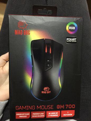 Nowa myszka mad dog gamingowa