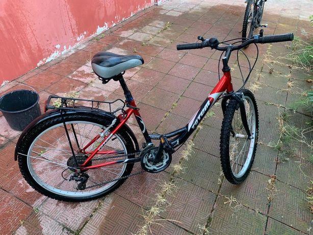 Велосипед ТОТЕМ в отличном состоянии, находится в Киеве