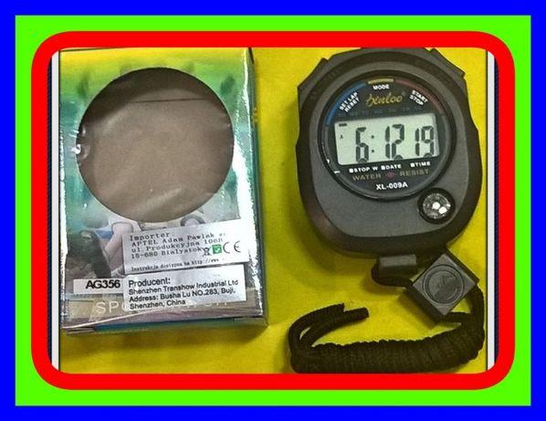 Wielofunkcyjny Stoper Cyfrowy z Kompas i Sznurek-Smycz