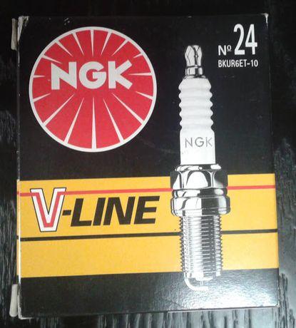 Velas de ignição V-Line NGK nº 24