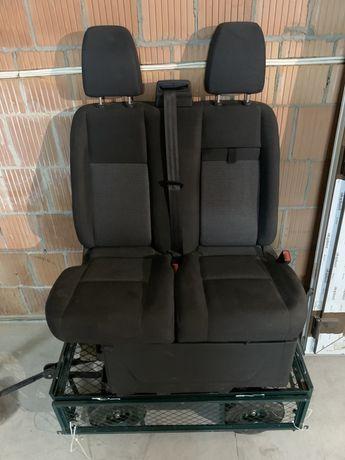 Fotel kanapa pasażera ford transit