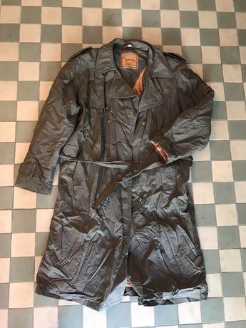 Płaszcz khaki xxl