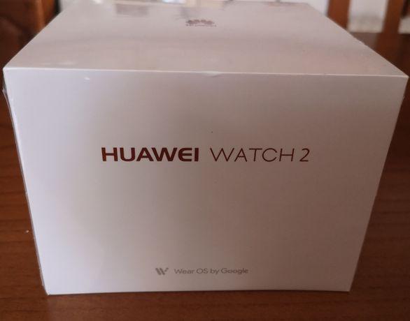 Huawei Watch 2 LEO - BX9 - Novo na Caixa