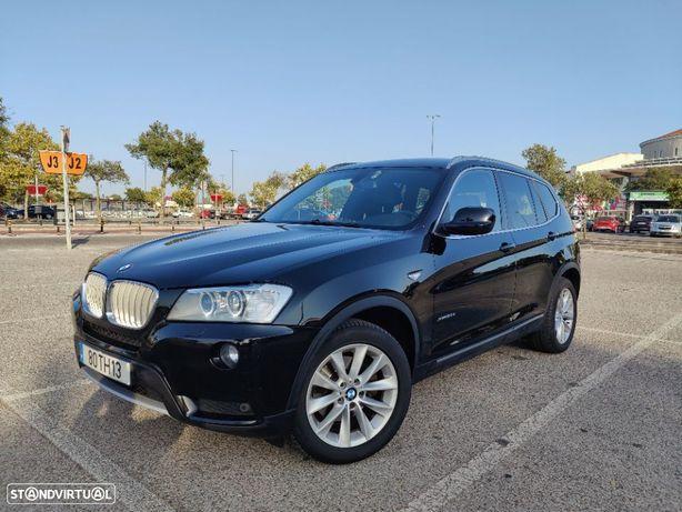 BMW X3 20 d xDrive Auto
