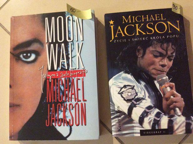 Historia króla popu Michaela Jacksona- kolekcja płyty cd, dvd i książk