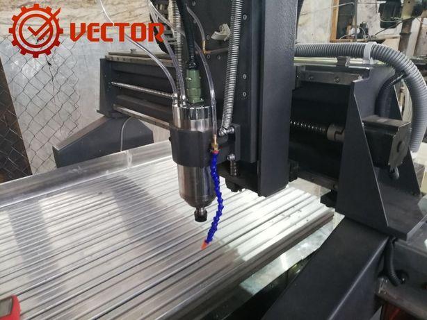 Vector 1210 - Фрезерный станок с ЧПУ по дереву. z 150, 250, 400