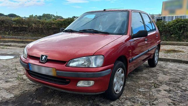 Peugeot 106 Color