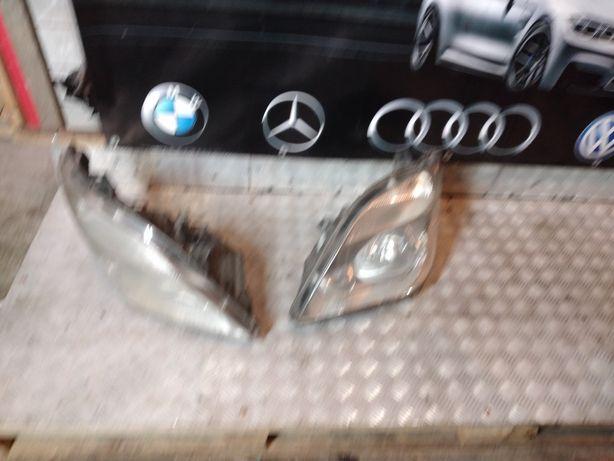 Mercedes sprinter 906 lampa prawa lewa przód