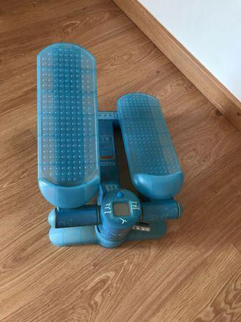 Vendo máquina de step (stepeer) azul como novo