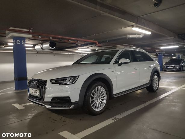 Audi A4 Allroad AUDI A4 allroad 4x4 / TFSI 2.0 252KM/ FV 23% / Salon PL / Serwis ASO