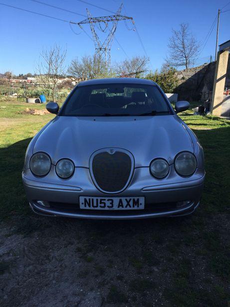 Jaguar Stype V6 gasolina // para peças