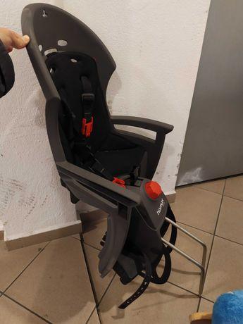 Fotelik rowerowy Hamax siesta używany