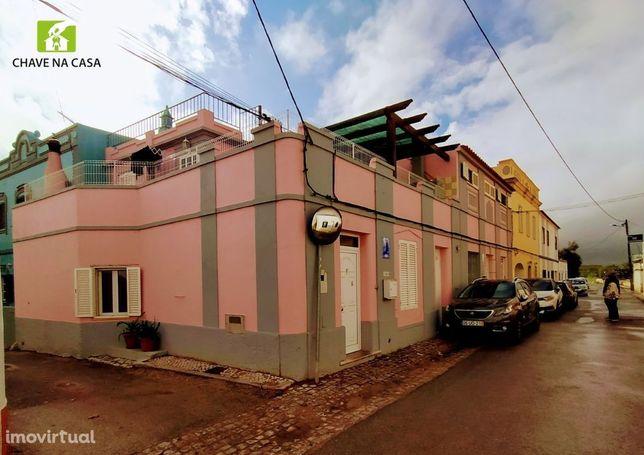3 casas moradias na luz de Tavira