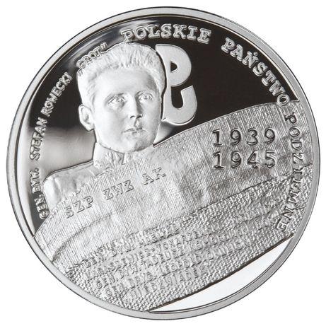 10 zł, 70. rocznica utworzenia Polskiego Państwa Podziemnego