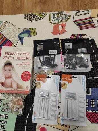 zabezpieczenia dla dzieci szuflady narożniki gratis pierwszy rok życia