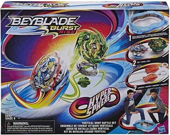 Бейблейд арена и блейды 5 поколения Хасбро BEYBLADE Hypersphere Battle