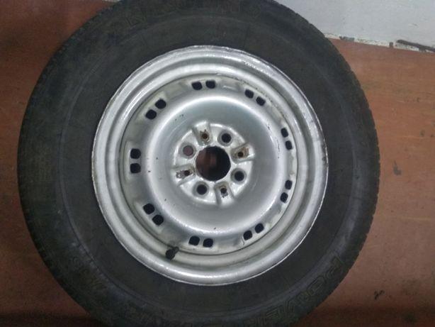 колесо 4 100 14 на запаску или докатка дешево