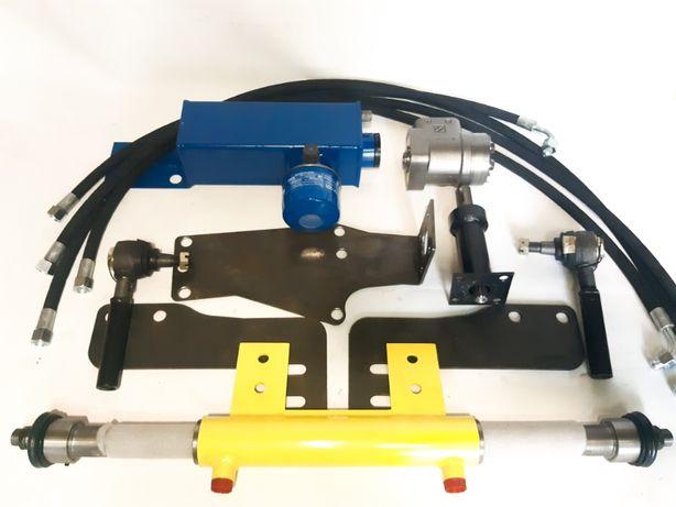 Комплект с двухсторонним цилиндром под насос дозатор  ЮМЗ 6 д65