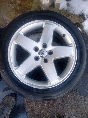 Felgi koła aluminiowe 5x114,3 18stki dodge Hyundai Kia toyota chrysler