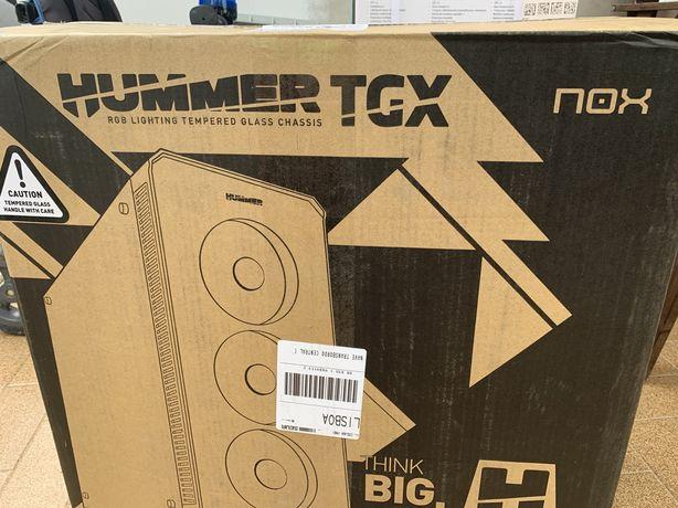 Torre PC Nox Hummer TGX nova