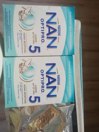 Mleko Nan optipro 5