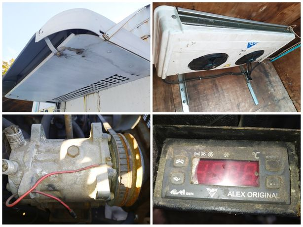 Холодильная установка рефрежиратор Alex Original TR-3000 привод/сеть