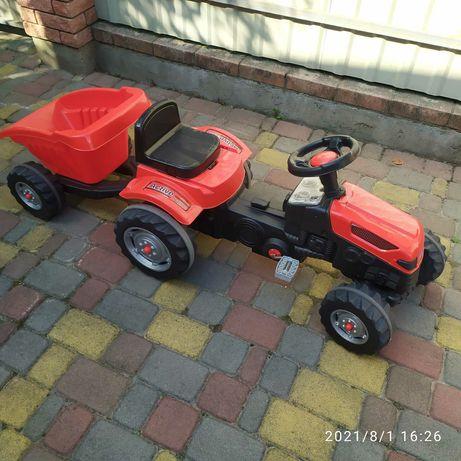 Продам дитячий трактор