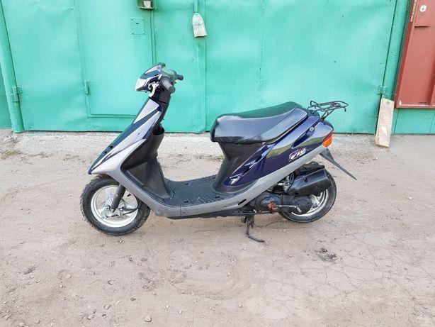 Разборка Honda Dio 27,пластик,коленвал,карбюратор,генератор,диск,мотор