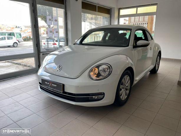 VW New Beetle 2.0 TDi Design