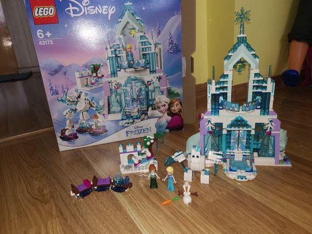Lego pałac zamek Elsy 43172