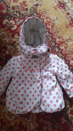 Курточка детская деми Disney baby