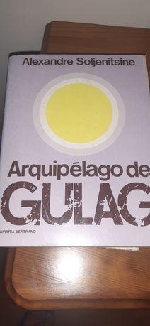 O Arquipélago de Gulag (edição de 1975)