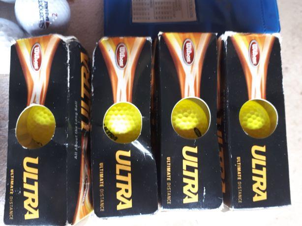 Bolas de golfe ultra novas