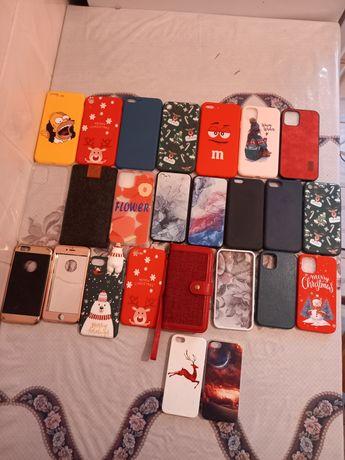 Чехлы на все модели айфон(iphone)