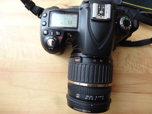 Nikon D90 - przebieg 6840 klapnięć