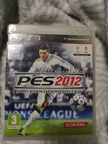 PES 2012 na PS3 :)