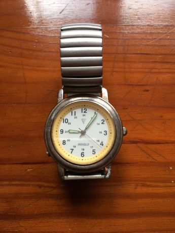 Relogio Vintage Timex Indiglo CR1025 Cell
