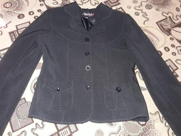 Пиджак школьный девичий