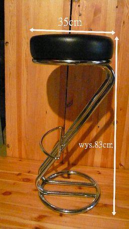Hoker-krzesło barowe